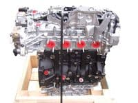 Brand New Genuine Renault Master III 2.3 Dci Engine with Injectors M9T